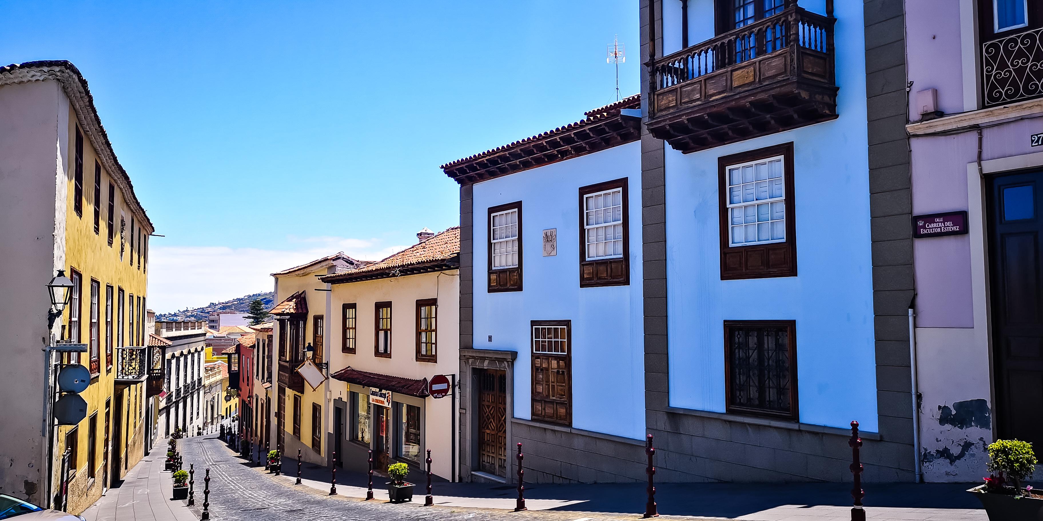 Самый старинный город наТенерифе —Ла Оротава!